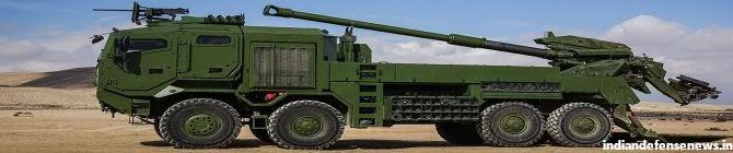 Israel's ATHOS Gun System Or Atmanirbhar ATAGS? Defence Negative List To Finalise Next Week