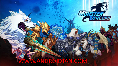Download Monster Warlord Mod Apk v3.5.1 Android Terbaru 2017