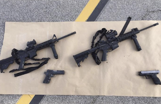 Families of San Bernardino shooting sue Facebook, Google, Twitter