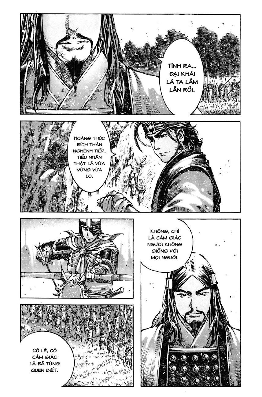 Hỏa phụng liêu nguyên Chương 472: Thân tướng thích khách [Remake] trang 16