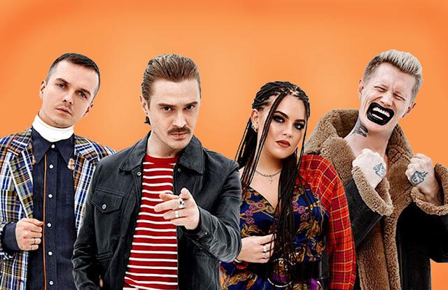Кто будет представлять Россию на Евровидении 2020 группа Little Big