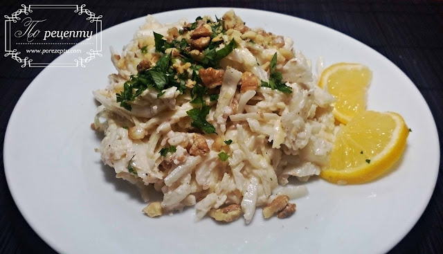 киевский салат из свежей капусты