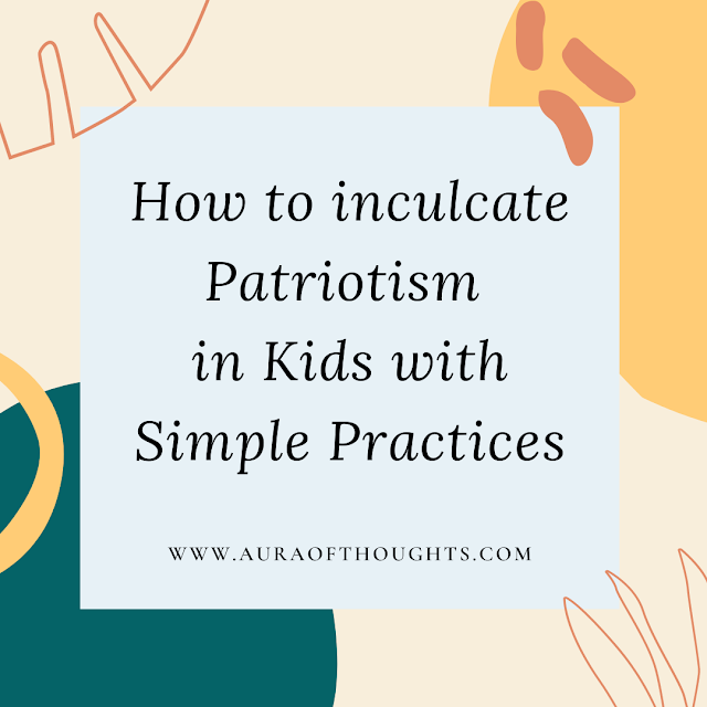 patriotism in kids - MeenalSonal