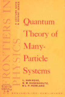 quantum theory of many-particle system