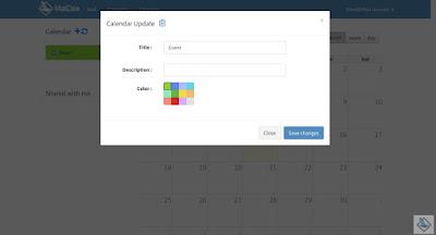 Rename calendar folder