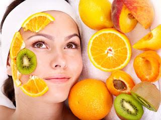Mặt nạ từ hoa quả giúp làm đẹp da