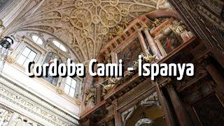 Cordoba Cami - İspanya