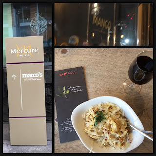 0a327a9a Denne gangen bodde vi på Mercure hotels i Southwark. Tok undergrunnen til  Waterloo.