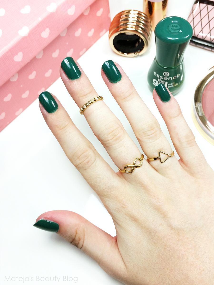 Essence The Gel Nail Polish 50 I Feel Good | Mateja\'s Beauty Blog ...