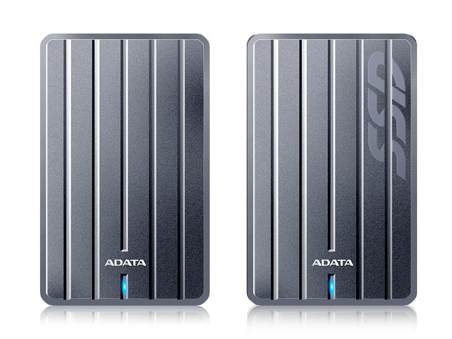 ADATA Premier SC660 External SSD and Premier HC660 External HDD