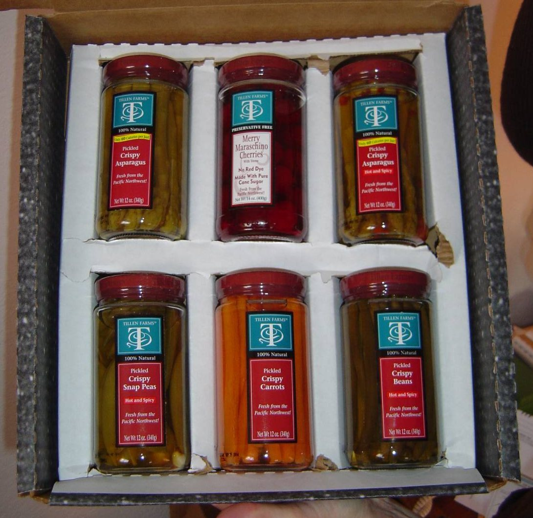 Tillen Farms Gift Box