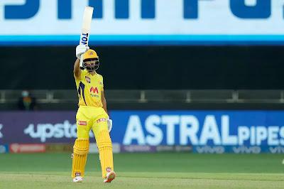 Cricket Highlights – Ruturaj Gaikwad 88* vs Mumbai Indians IPL 2021