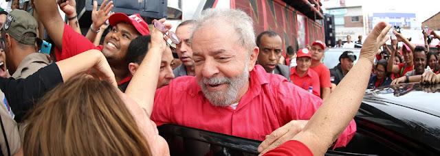 Resultado de imagem para Lula vem ao Ceará no próximo mês
