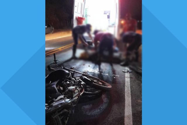 Ciclista morre no hospital após se envolver em acidente com moto em Ituaçu