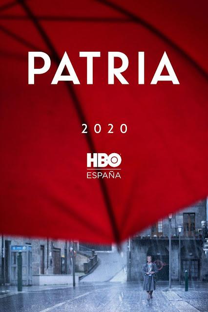 Póster de la serie Patria