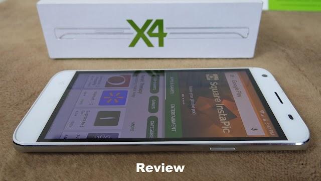Spesifikasi dan Harga HP Android Nuu X4