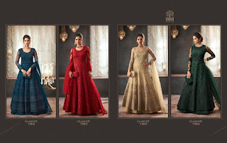 Mohini Glamour vol 73 Wedding Salwar kameez