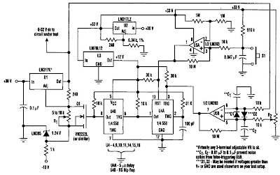 Over voltage Protection Circuit Diagram ~ Circuit Diagram
