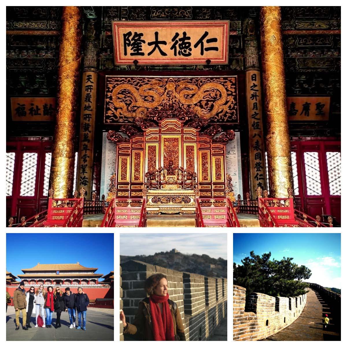 Guias de Turismo em português na China
