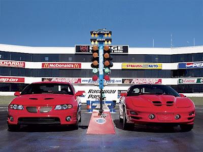 Fifth Generation GTO vs Trans Am