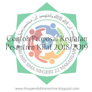 Contoh Proposal Kegiatan Pesantren Kilat (Peskil) 2018/2019