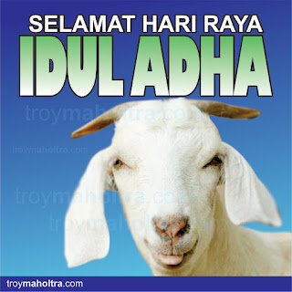 Setiker Ucapan Idul Adha