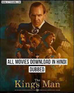 THE KING'S MAN full movie in Hindi download filmyzilla