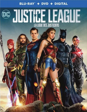 Justice League 2017 Dual Audio ORG Hindi Bluray Movie Download