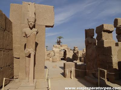 Viaje a Egipto (VI). Luxor