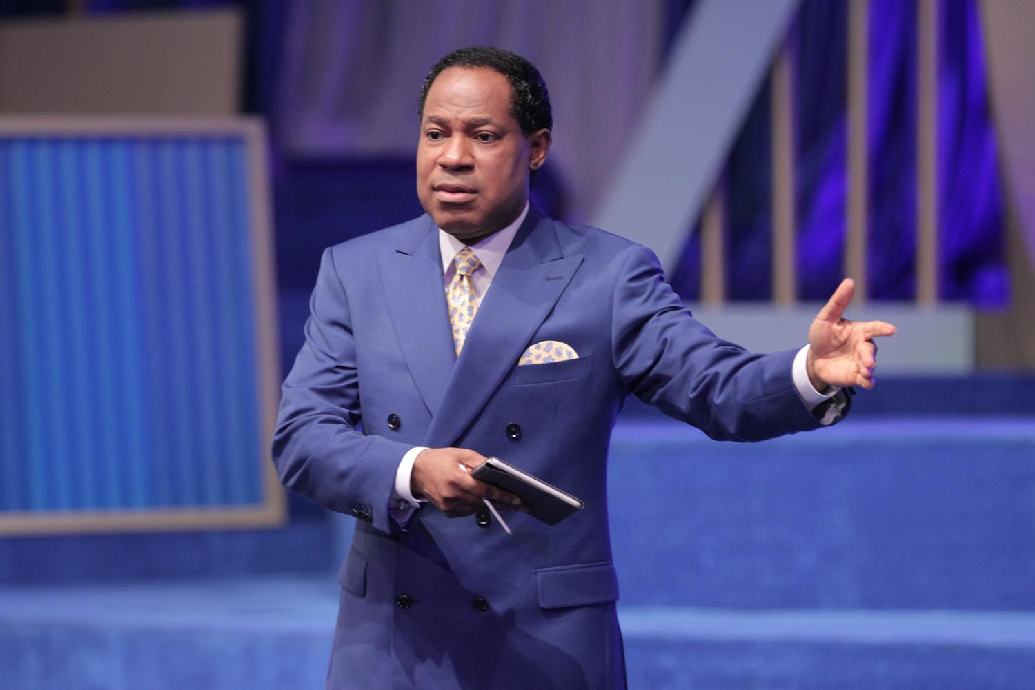 Poverty Is Not For You: Pastor Chris