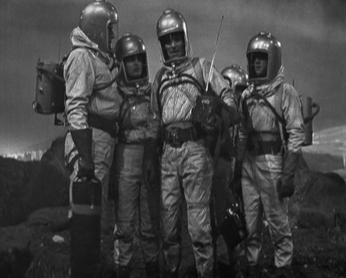 Say Hello Spaceman Pathfinders To Mars 1960