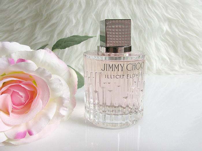 Review & Duftnoten: JIMMY CHOO - ILLICIT FLOWER - 100ml - 95.00 Euro