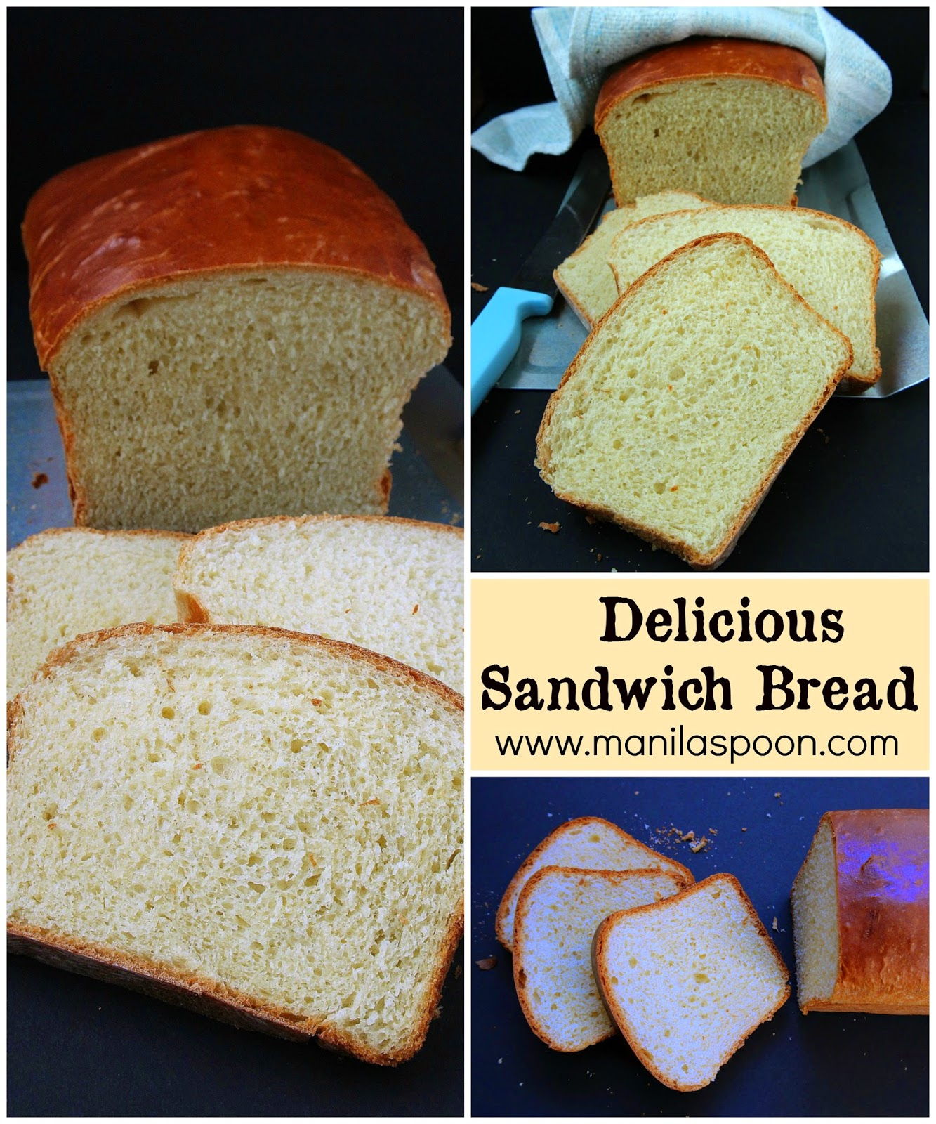 Fawful Easy As Bread Sandwich: Delicious And Easy Sandwich Bread Recipe