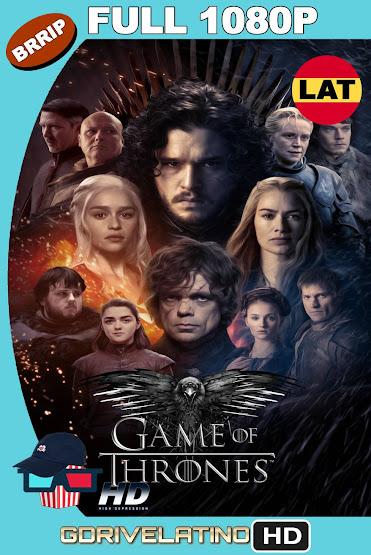 Game of Thrones Temporada 01 al 07 BRRip 1080p Latino-Ingles MKV