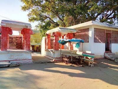 Picture of Kapoteswara temple at Chejarla