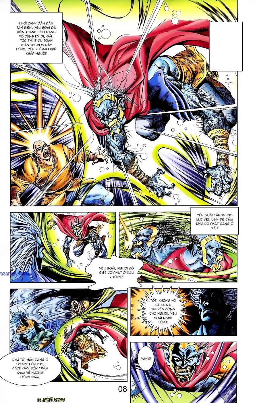 Cơ Phát Khai Chu Bản chapter 108 trang 15