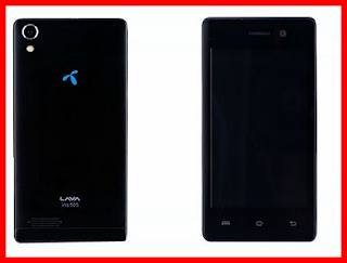 Lava iris 505 GP official Firmware Flash File Download