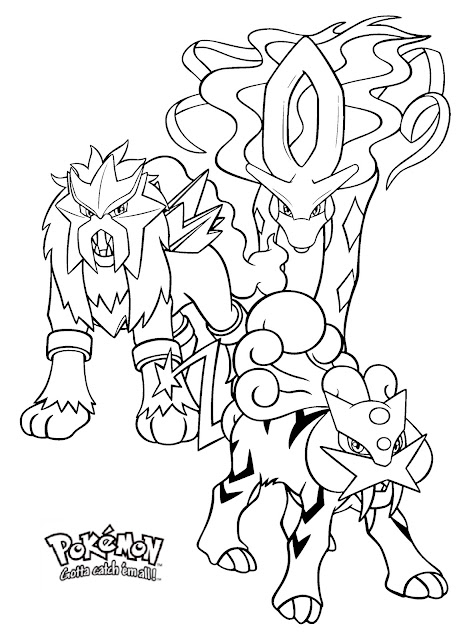 Free legendary pokemon coloring pages for kids for All pokemon coloring pages