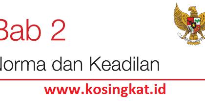 Kunci Jawaban PKN Kelas 7 Halaman 61 Uji Kompetensi 2
