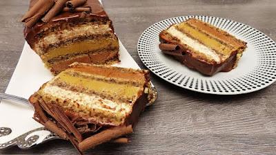 Torta s Tri Kreme Božanskog Okusa   Three Creams Cake - Divine Taste