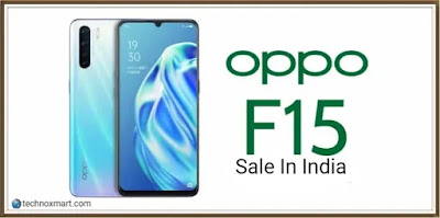 Oppo F15 Sale On Tomorrow In India: All You Need To Know - Specs, Cost, More