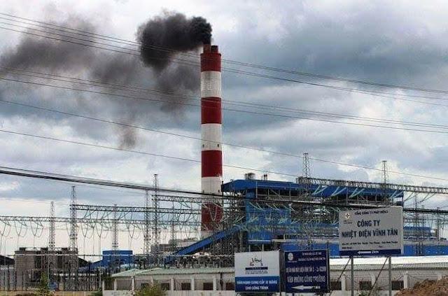 Trung Quốc di dời toàn bộ hệ thống nhà máy nhiệt điện sang Việt Nam dưới vỏ bọc đầu tư?