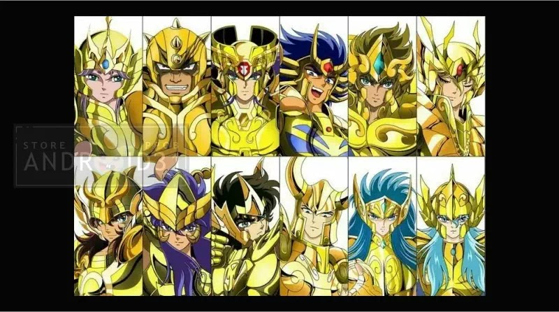Mobile Legends cooperation with Saint Seiya