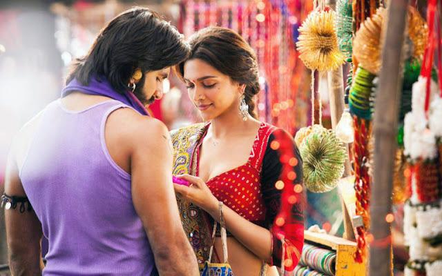 Ranveer Singh and Deepika Padukone HD Images