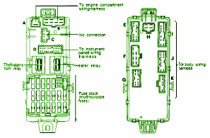 ford wiring diagram image wiring diagram 2005 ford five hundred fuse diagram wiring diagram for car engine on 2005 ford 500 wiring