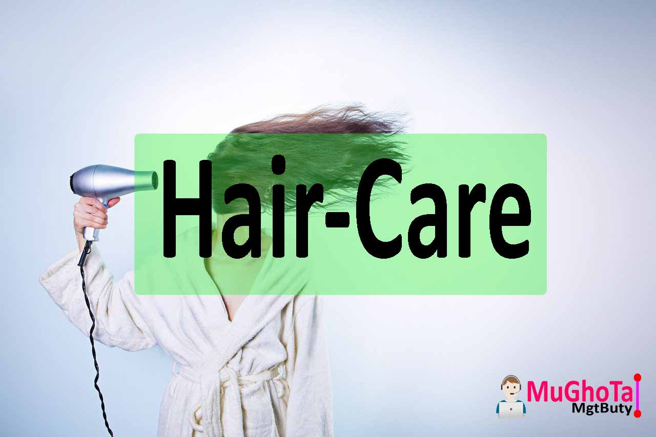 HAIR CARE : WAYS TO BRING YOUR HAIR BACK