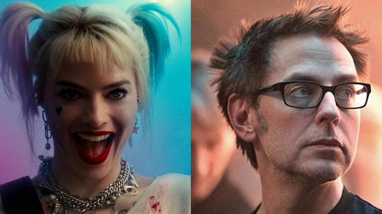 James Gunn defende a 'Arlequina' de Margot Robbie após comentários negativos no Instagram