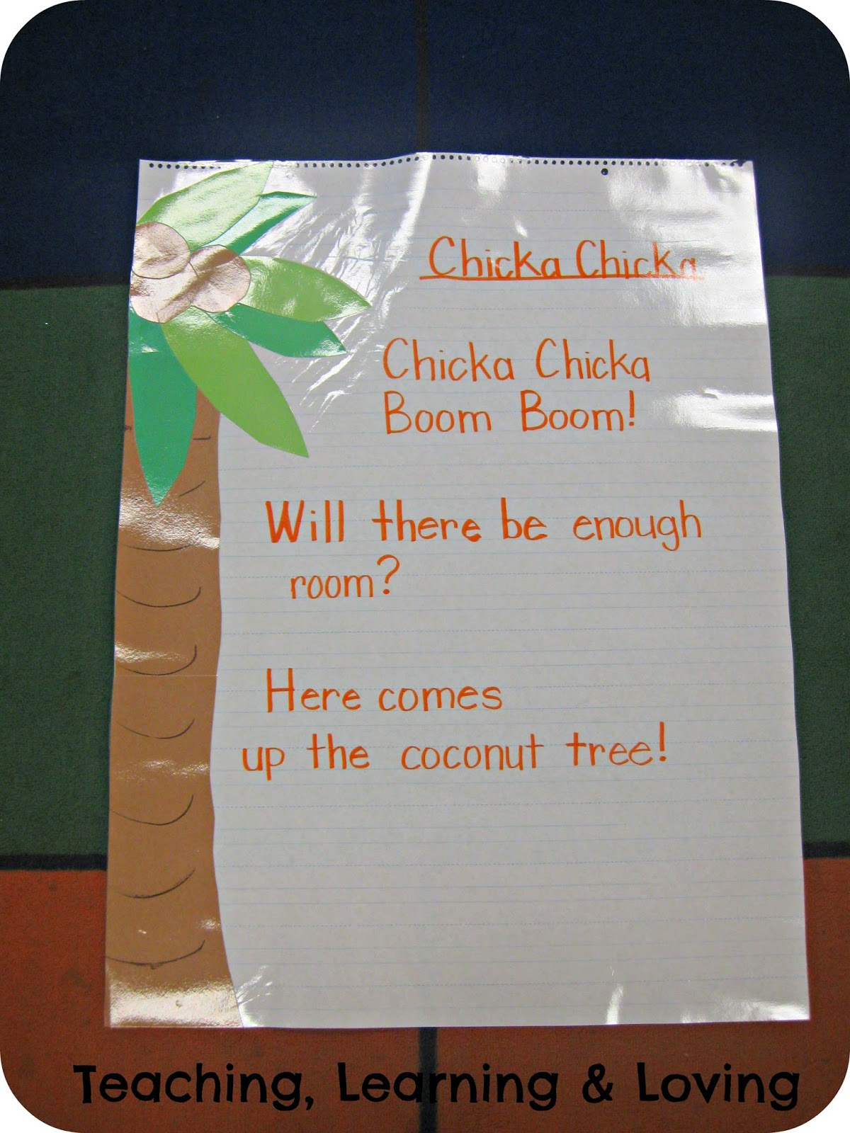 Teaching Learning Amp Loving Chicka Chicka Boom Boom