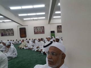 Haul Abuya Sayyid Muhammad bin Alawi Al Maliki Al Hasani ke 13