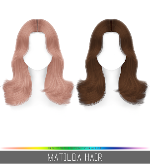 MATILDA HAIR (PATREON)